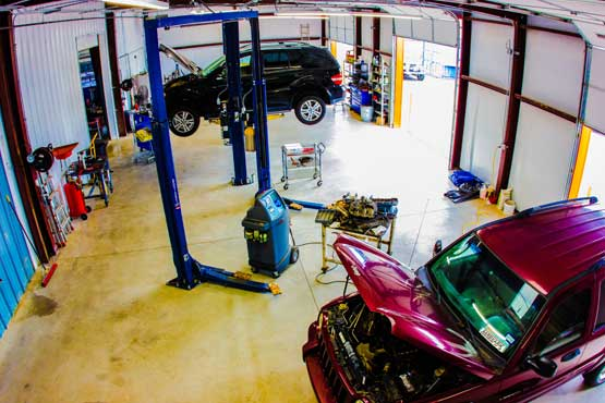 Auto Repair at Aardvark Automotive